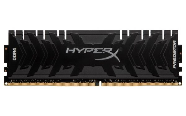 Kingston Boosts HyperX Predator DDR4 Frequencies And Capacities