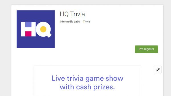 You Can Now Pre-Register for 'HQ' on Android