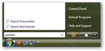 Share a Printer on Your Network from Vista or XP to Windows 7
