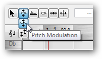 13-edit pitch modulation