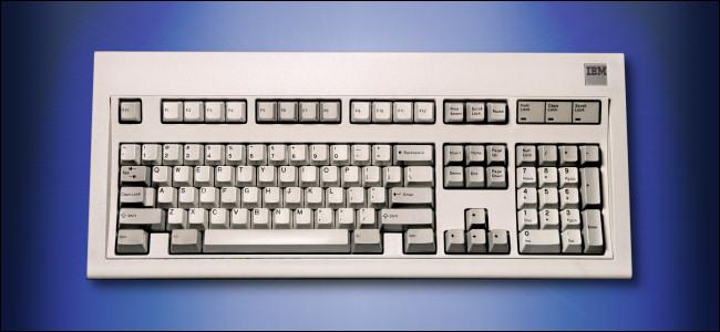 Why I Still Use a 34-Year-Old IBM Model M Keyboard