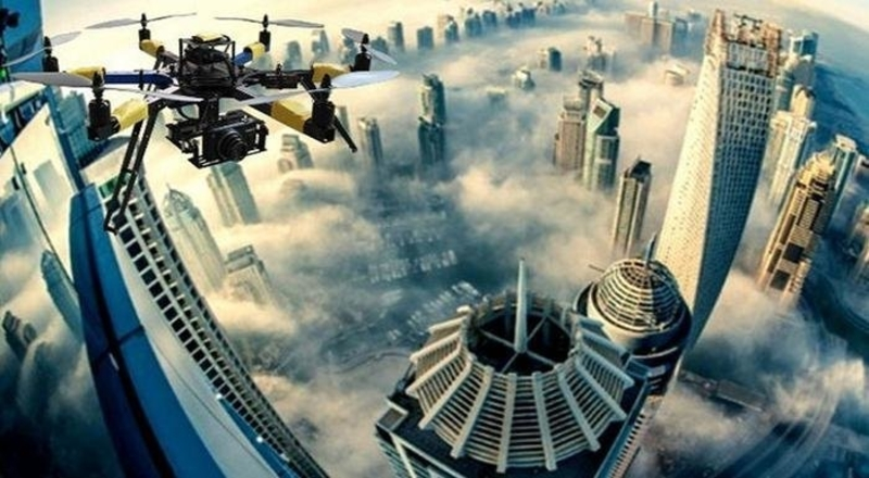 Most Astonishing Photographs Taken By Flying Drones
