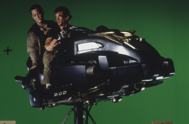 Green Screen Photos Show Us How Hollywood Really Works