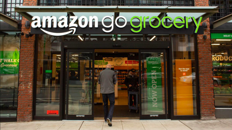 The Truth Behind Amazon Go Grocery